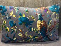 "Blyco Textile BV Kissen incl. Füllung ""Bird of Paradise"" 30 x 50 cm"