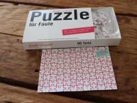 Familie von Quast, Puzzle für Faule 96 Teile