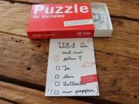 Familie von Quast, Puzzle für Verliebte 96 Teile