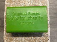 Florex Schafmilchseife eckig Aloe Vera 100 g Stück