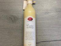 Gourmet Berner Eierlikör mit Orange 200 ml Glasflasche