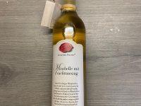 Gourmet Berner Mirabelle mit Fruchtauszug Schnaps 200 ml Glasflasche