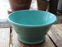 Keramikschale Türkis groß der Firma Kitchen Trend