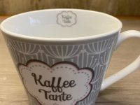 Krasilnikoff Danish Design, Happy Cup Kaffee Tante