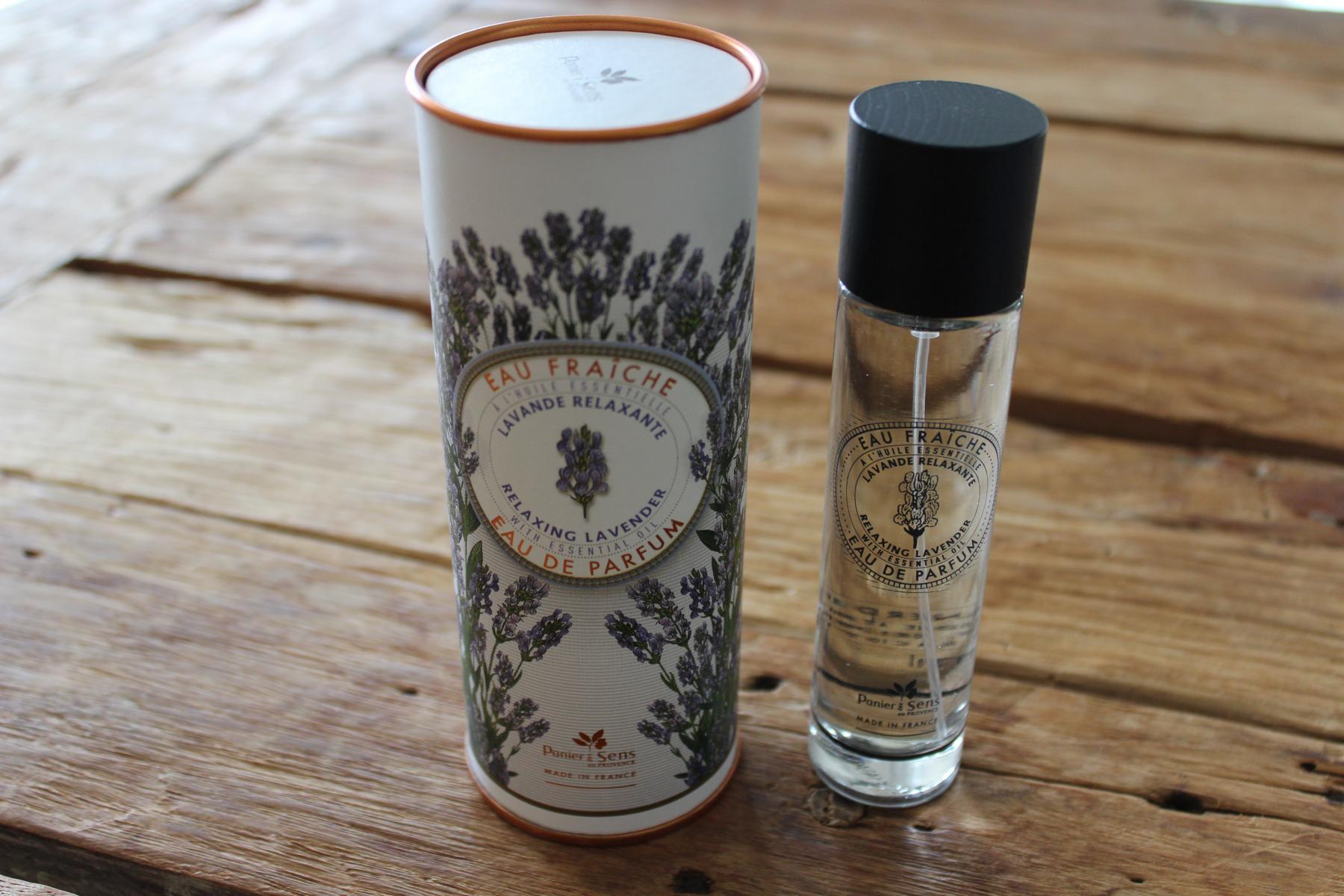 panier des sens eau de parfum lavendel 50 ml lebenslust. Black Bedroom Furniture Sets. Home Design Ideas