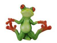 """Frosch """"Happy"""" der fröhliche"""